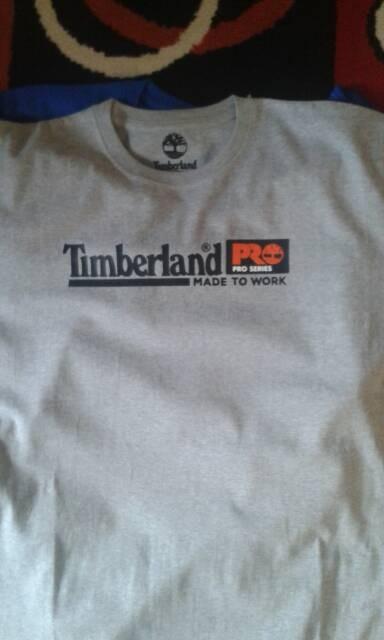 harga Big size(xxxl)!!!kaos timberland pro/baju outdoor/t-shirt Tokopedia.com