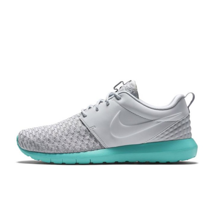 wholesale dealer da0f1 f9474 ... amazon sepatu casual nike roshe one flyknit prm 3m tosca original 746825  003 295a3 8a670