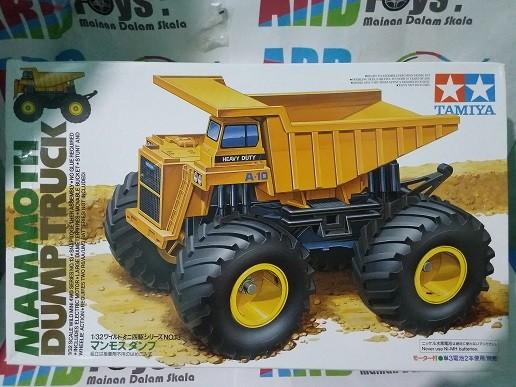 harga Mini 4wd - tamiya - mammoth dump truck Tokopedia.com