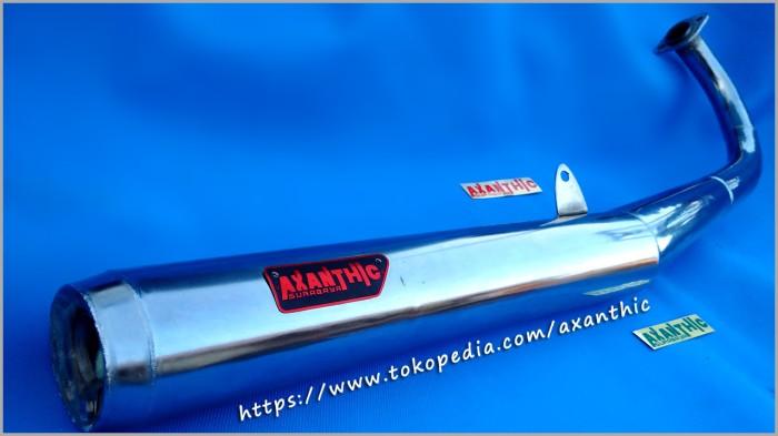 harga Knalpot axanthic rx king standard racing garing Tokopedia.com