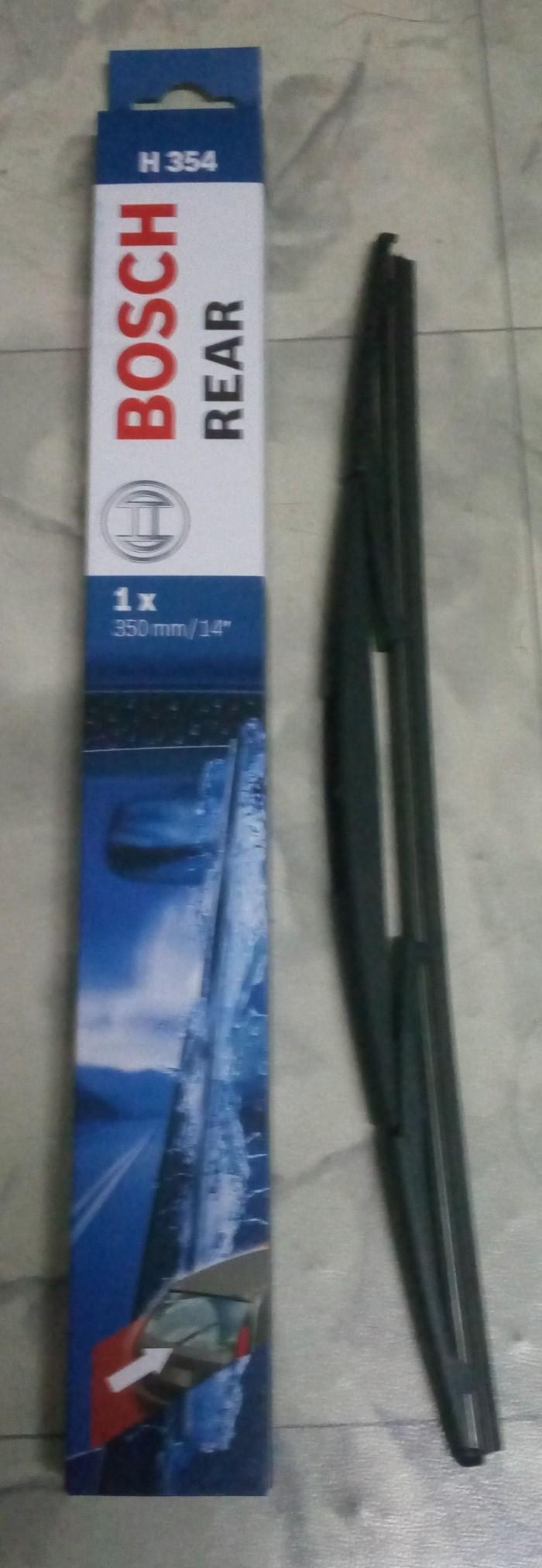 harga Wiper rear bosch / wiper belakang 14inch lock 3 Tokopedia.com