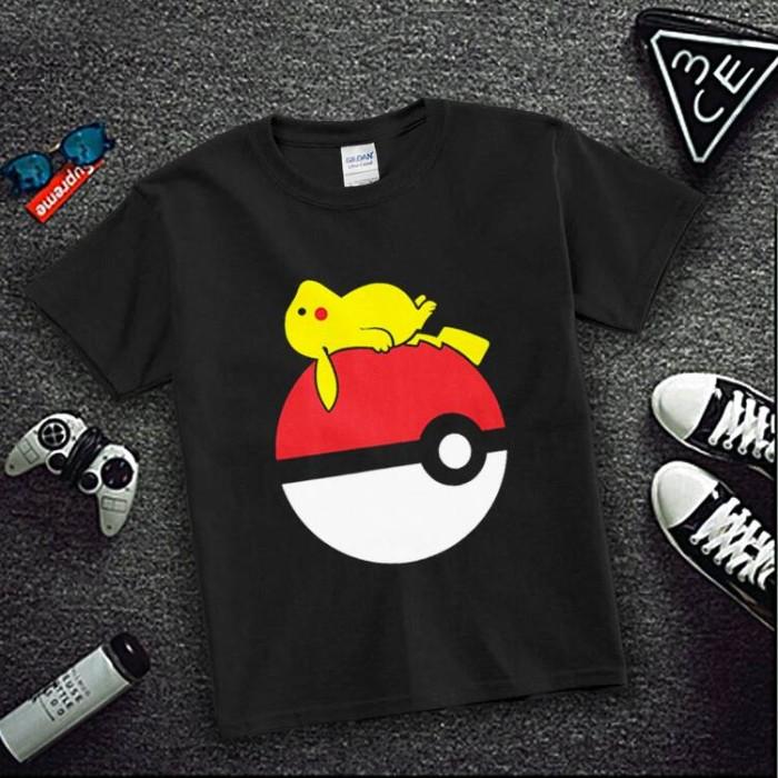 Foto Produk Kaos/tshirt/anak/cewek/cowok/pokemon dari Dexaos