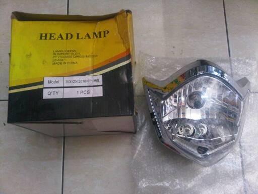 harga Lampu depan vixion 2010 Tokopedia.com