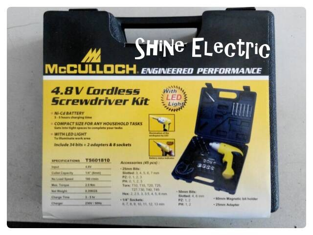 harga Mesin obeng elektrik portable charger / cordless screwdriver Tokopedia.com