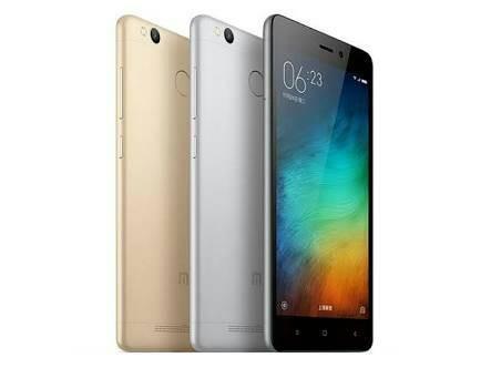 Xiaomi redmi 3s 2/16 garansi 1 tahun