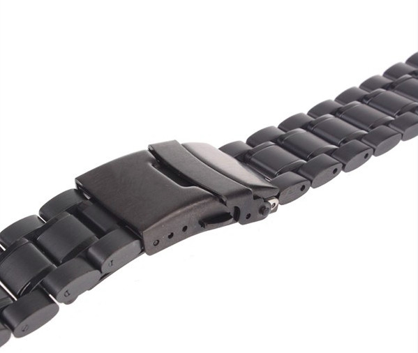 harga Stainless steel strap band smartwatch moto 360 tali rantai jam tangan Tokopedia.com