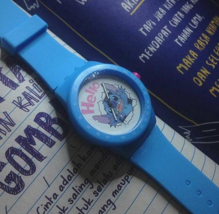 harga Jam tangan custom stitch murah Tokopedia.com