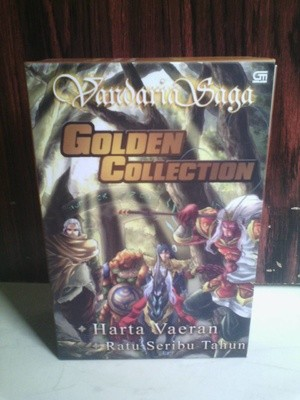 harga Box set vandaria saga golden collection  1 Tokopedia.com