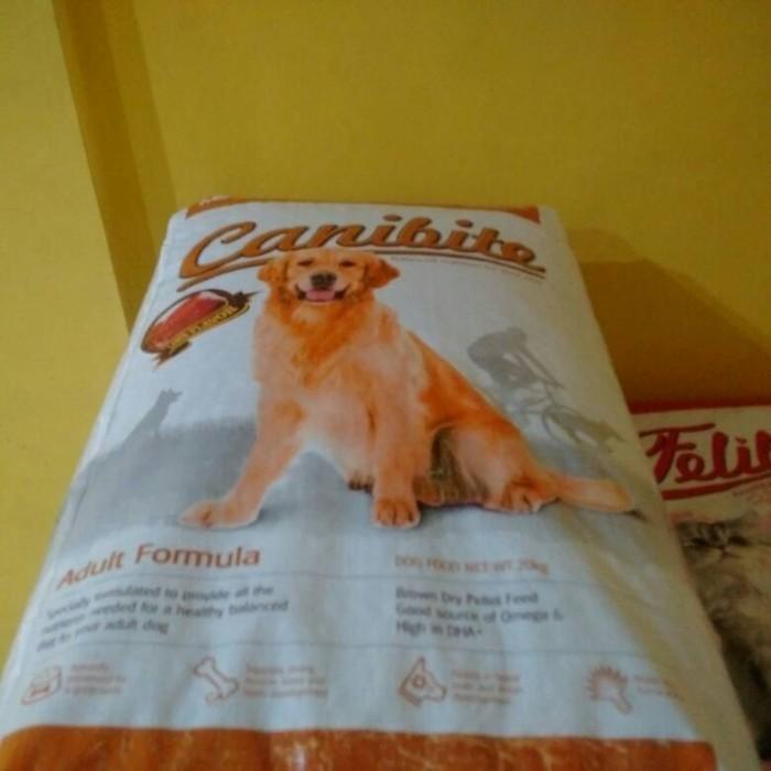 Foto Produk Dog food Canibite lamb 20kg dari haagenpetshop