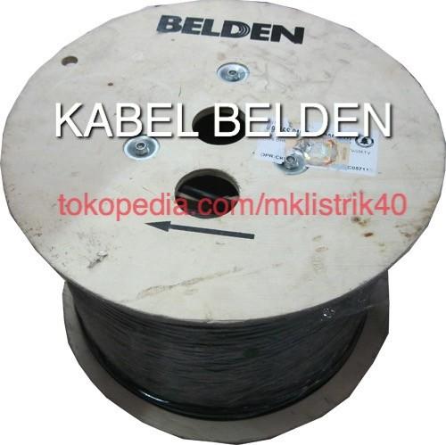 harga Kabel coaxial belden rg6 9116s original untuk antena tv & cctv 1 roll Tokopedia.com