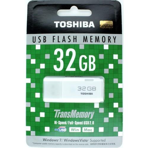 Foto Produk Toshiba Hayabusa USB Flash Drive 32GB - THUNU58LA1PH1K dari datangjualbeli