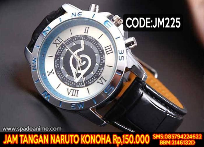 harga Jam tangan konoha naruto (spade anime) Tokopedia.com