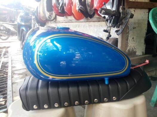 harga Tangki dan jog japstyle biru Tokopedia.com