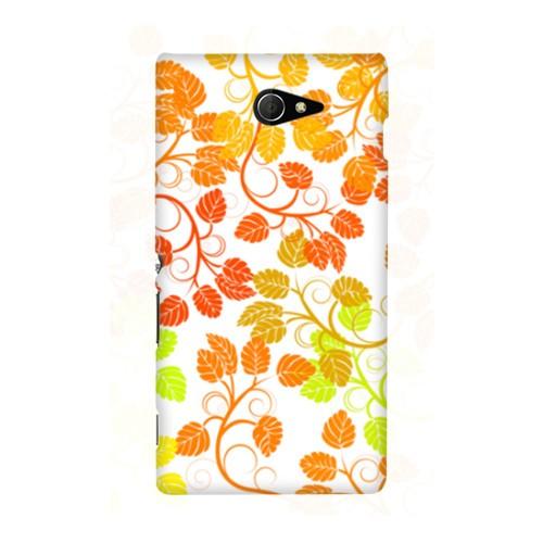 harga Casing hp floral pattern sony xperia m2/m4/z4/z5 compact custom case Tokopedia.com