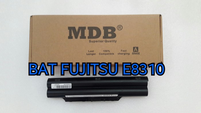 harga Mdb baterai fujitsu e8310 / p7110 fmv s8220 s8225 s8250 s8225 Tokopedia.com