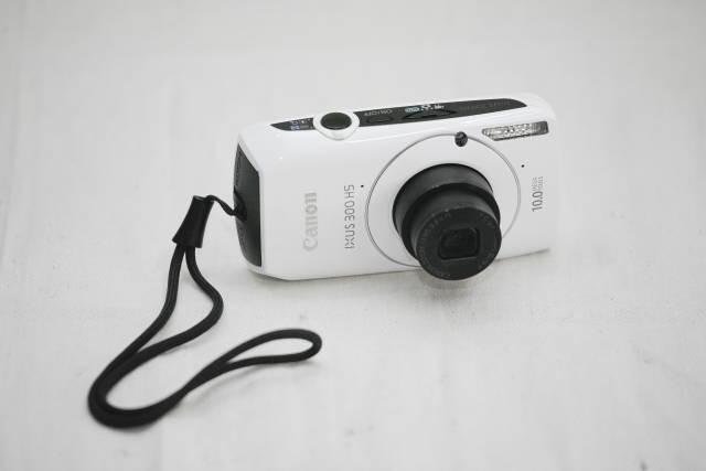 Jual Kamera Poket Canon Ixus 300hs Kota Bandung Matakoshop Tokopedia
