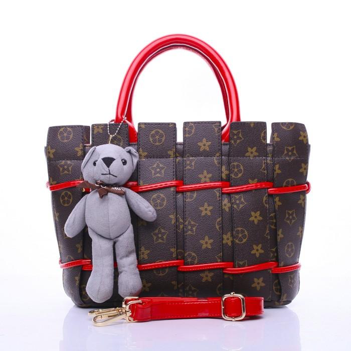 harga Fashion boneka 6009  tas fashion   tas cantik   tas import tas wanita Tokopedia.com