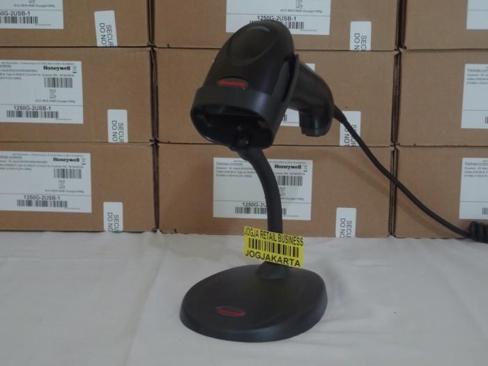 harga Barcode Scanner Laser Handheld Honeywell Voyager 1250 G Super Canggih Tokopedia.com