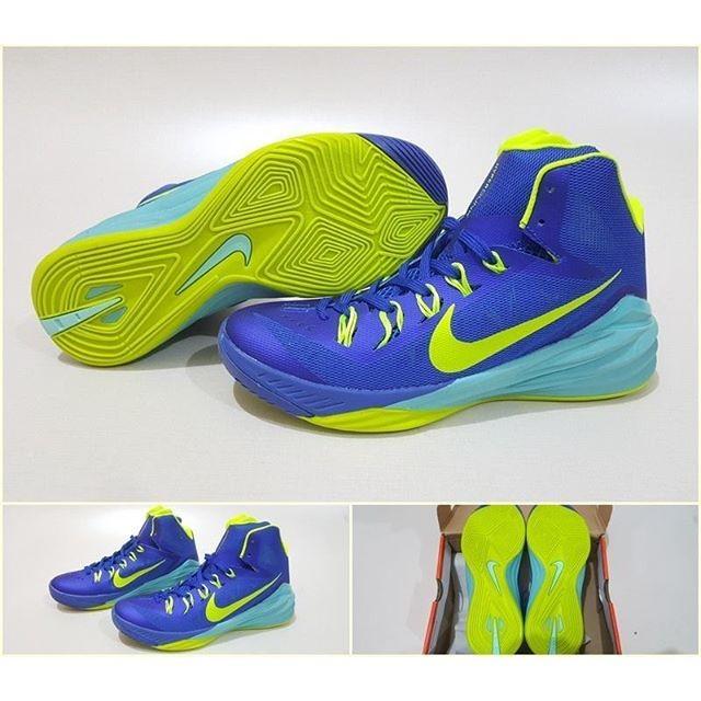 harga Sepatu basket hyperdunk 14 blue green (premium import) Tokopedia.com