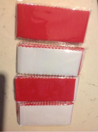 Jual Kertas Krep Merah Putih Dekorasi Hiasan 17 Agustus Pentalase