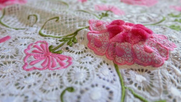 ... Mukena Bordir Lubna Pink WIKIHARGA Source Mukena Bordir Lubna Pink