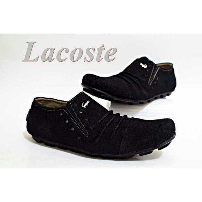 Jual SEPATU LACOSTE PRIA TERBARU KULIT ASLI - online shop sepatu ... 8f5622739e
