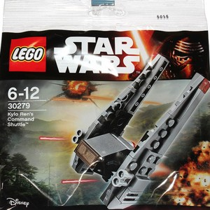 Jual Lego Star Wars First Order Kylo Rens Command Shuttle 30279