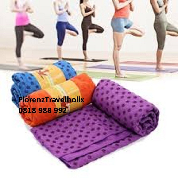 harga Yoga towel mat handuk matras yoga alas yoga Tokopedia.com