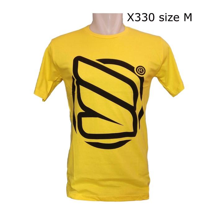 Jual X330 Kaos Logo Keren Unik Gambar
