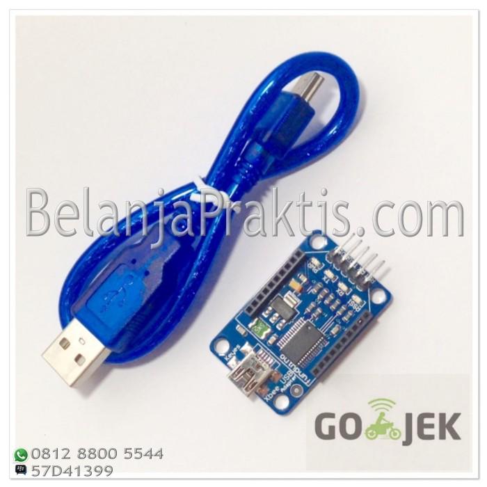 harga Xbee usb adapter (bonus usb cable) for arduino Tokopedia.com