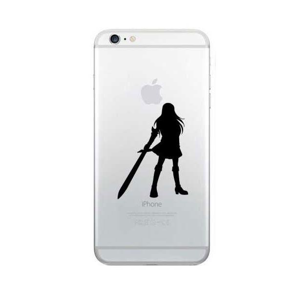 harga Tokomonster decal sticker apple iphone - fairy tail erza - 4 buah Tokopedia.com