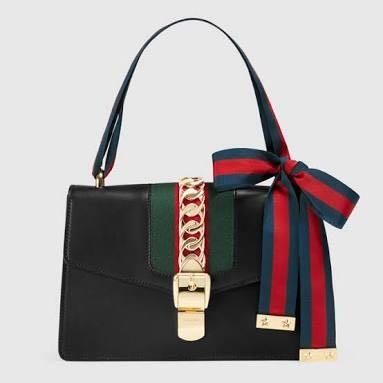 Jual Tas Branded Wanita Terbaru   Gucci sylvie bag - grosir nenhong ... 8d5cdd3029