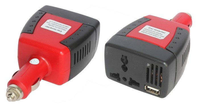 harga Car phone aksesoris zikko usb port 150w car power inverter (zk-c024) Tokopedia.com