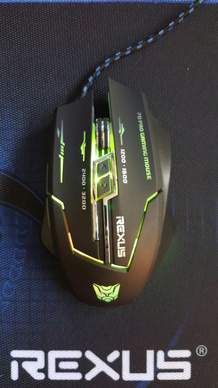Beli Komputer Keyboard Dan Mouse Di Tokopediacom Melalui Rex Toshiba Optical U55 Hitam Fs Gaming Rexus Xierra X3 7d Multi Led Color