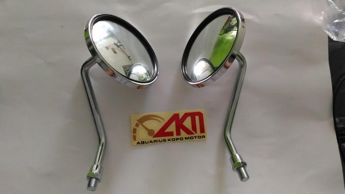 harga Spion vespa pendek untuk motor honda cermin cembung Tokopedia.com