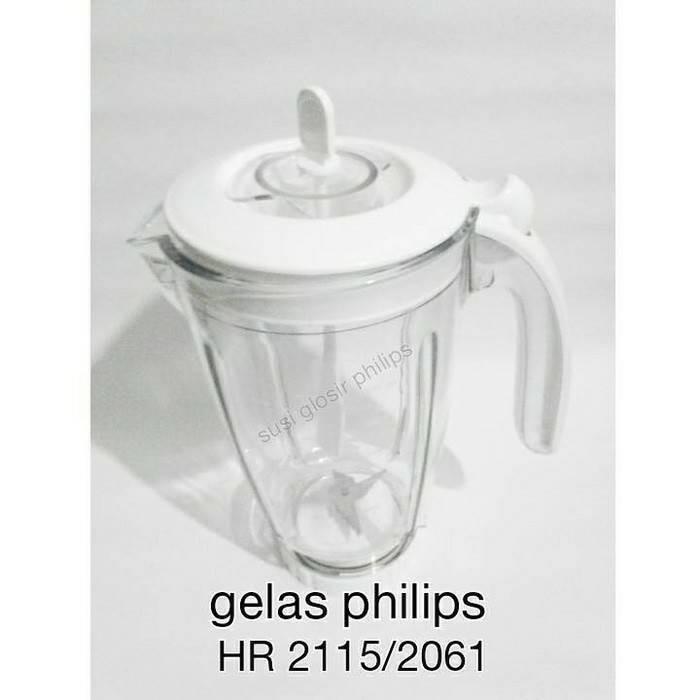 harga Gelas blender philips tipe 2115/2116/2061/2077 Tokopedia.com