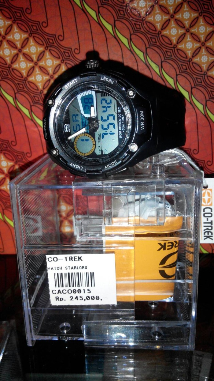 Jual jam tangan co trek starlord - CLIFF Adventure  0a96d19b87