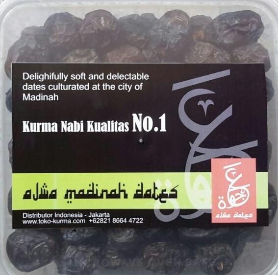 El Madinah Dates Kurma Khalas 1kg 2. Source · Kurma Ajwa Asli Madinah .