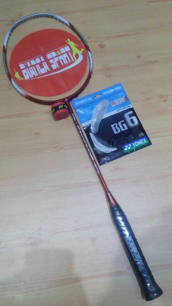 harga Raket badminton ashaway ti130 Tokopedia.com