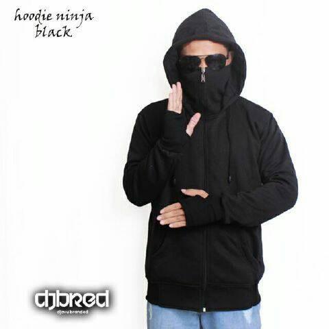 harga Jaket sweater ninja pria grosir murah bandung Tokopedia.com
