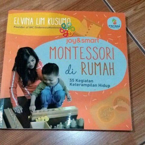 harga Buku montessori di rumah Tokopedia.com