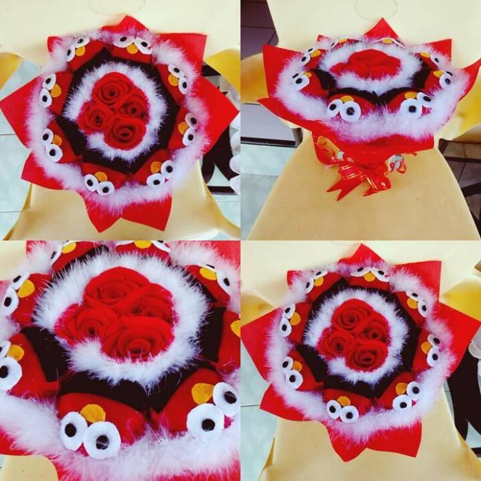 42628b89383 Jual bunga buket elmo - fisa gallery