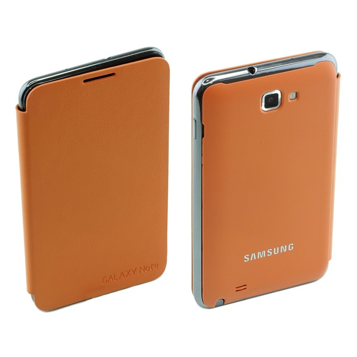 sale retailer d68a8 6796e Jual Flip Cover Samsung Galaxy Note 1 (N7000) ORIGINAL - Indaar's |  Tokopedia