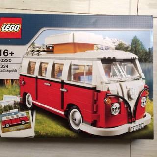 Jual Lego Creator 10220 Vw Camper Van Curlypinks Tokopedia