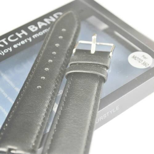 harga Wrist strap leather band moto 360 tali jam tangan kulit smartwatch Tokopedia.com