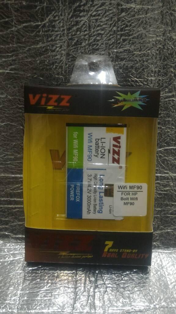harga Baterai vizz modem bolt wifi zte mf90 Tokopedia.com