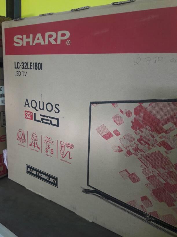Foto Produk TV LED SHARP aquos 32 inch dari chotijah