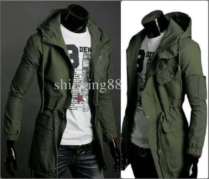 Jaket parka ijimeru army jaket pria korea jaket keren murah 54c62c7d7a