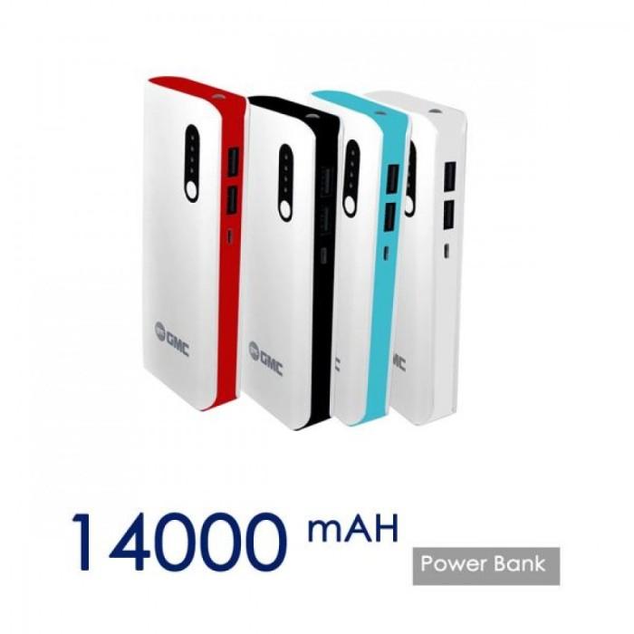 harga Power bank powerbank 14000 mah gmc fast charging Tokopedia.com