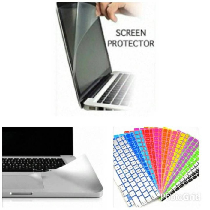 harga Screen keyboard protektor & palm guard macbook air 13 Tokopedia.com